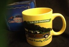National Lampoon's Christmas Vacation Griswold Family 20 oz Ceramic Mug Cup NIB
