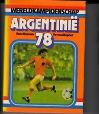 Voetbal Wereldkampioenschap Argentinië 78  Molenaar/ kuiphof