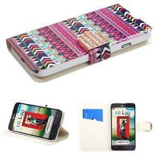 Custodie portafoglio in pelle per cellulari e palmari LG