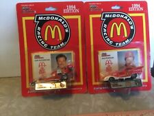 Racing Champions Mc Donald's Racing Team Of Cory McClenathan & Cruz Pedregon