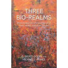 Drei Bio-Realms-Taschenbuch NEU G. Bruce doern 2012-10-30