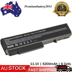 6 Cell Battery for HP ProBook 6440b 6450b 6530b 6535b 6540b 6545b 6550b 6555b AU