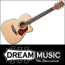 Maton SRS808C Acoustic/Electric Guitar Cedar Blackwood Small Body RRP$2399