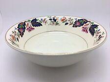 """Pretty Vintage Grindley Large 8.25"""" Fruit Serving Bowl"""