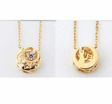 Sailor Moon 20th Anniversary Musical Pendant Necklace 925 silver Pre-Order  gold