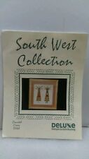 Deluxe Designs & Distributing, Counted Cross Stitch, South West, Kachinas