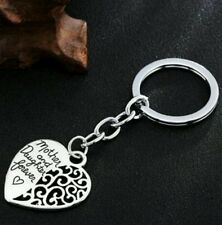 Mother and daughter keyring bagcharm birthday Christmas mother's day wedding 671