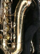 1950 Buescher Top Hat and Cane Tenor