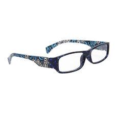 Reading Glasses +1.00 New Fashion Designer Readers Women Blue Black R53100