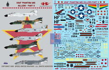 "1/48. USAF ""Phantom"" MiG Killers-2, decals by ""Speed Hunter Graphics"" SHG48002"