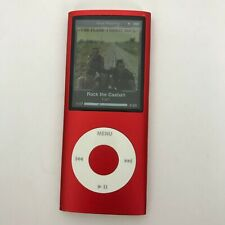 Apple iPod nano (4th generation) Model #A1285 8 Gb (Product) Red