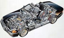 Mercedes Benz R129 WIS CD Werkstatt Info Reparaturanleitung