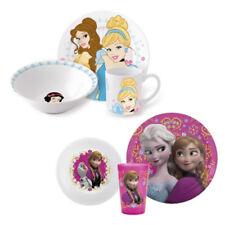 Articles de maison en plastique princesses, fées pour le monde de l'enfant