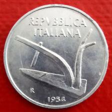 10 lire ri 1954