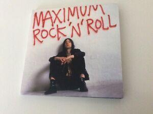 PRIMAL SCREAM MAXIMUM ROCK N ROLL THE SINGLES 2CD DIGIPAK NEW AND SEALED KI