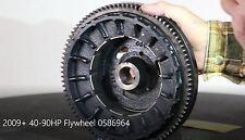 Evinrude E-Tec BRP Flywheel  2009-2016 40 50 55 60 65 75 90 HP 0586964 586964