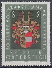 Österreich Austria 1970 ** Mi.1343 Kärnten Wappen Crest