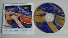 CD album BALLADS & BLUES 1982 1994 GARY MOORE BEST OF
