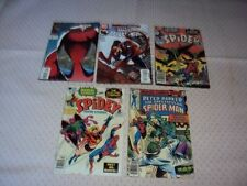 Spider-Man Paperback Good Grade Comic Books