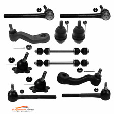 New Kit  Pitman+Idler Arm+Tie Rods Ball Joint (47.89mm) Fit 00-96 4WD Chevrolet