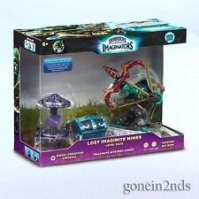 Skylanders Imaginators LOST IMAGINITE MINES ADVENTURE PACK - INC RO-BOW In Stock