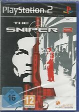 The SNIPER 2 (Sony Playstation 2, 2004, Dvd-Box) Nuovo & Sigillato