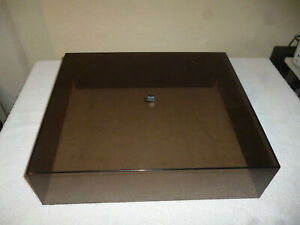 Vintage Dual Turntable Dust Cover Lid Top From 1219 Model Fits Others