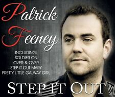 PATRICK FEENEY STEP IT OUT CD - NEW RELEASE JUNE 2017