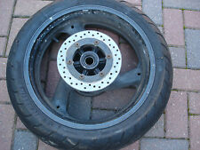 YAMAHA YZF1000 THUNDERACE BACK WHEEL & TYRE