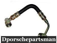 Porsche 924 / 944 Fuel Line {fuel Rail To Diaphragm Damper} GENUINE NEW #NS