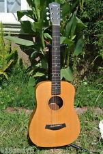 Custom Shop Namm Show AAA Grade Koa Baby Taylor Guitar Factory Installed Pickup
