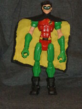 Custom DC Universe/GI Joe Sigma 6 Six Robin Batman