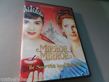 Mirror Mirror The Legend Comes To Life DVD Tested!