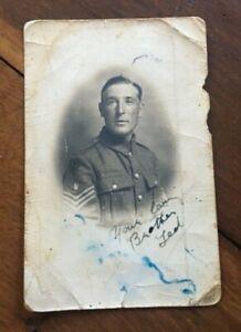 WORLD WAR I UNKNOWN SOLDIER WESTERN AUSTRALIA DECEASED ESTATE WWI 1914-1918