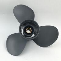 Aluminum Outboard Propeller 11 1/4x13 for HONDA 35-60HP 58130-ZV5-000ZA @  #