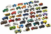 Matchbox Cars, 50 Pack, 1:64 Scale