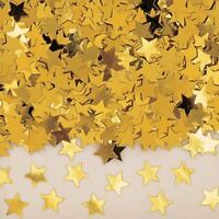 14g Gold Star Stardust Confetti Table Sprinkles Scatter