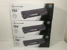 Three New LD Torner Cartridge Compatible With HP 79A CF279A  Original Packaging