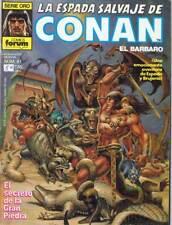 La Espada Salvaje de Conan El Bárbaro Nº 61. Serie Oro
