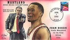BEVIL HP H&M MARYLAND 2002 NCAA CHAMPS JUAN DIXON GARY WILLIAMS Sc 3470
