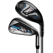 New Callaway Golf XR OS Combo Iron Set 3H,4H,5-PW Regular Flex Steel Shafts