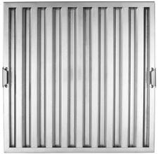 gastlando - Flammschutzfilter Bauart A 495 x 495 x 20 mm  -35% Sparen