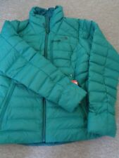 The North Face W Polymorph Down womens sample jacket coat Size M NEW+TAGS