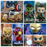 Hot Toys COSBABY Bobble-Head MIni Doll The Avengers End Game Figure Collection