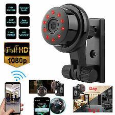 Wifi 1080P Cctv Camera Ir Outdoor Security Surveillance Night Vision Home Camera
