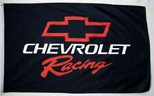 Chevrolet Racing Flag 3' X 5' Indoor Outdoor Automotive Banner Brass Grommets