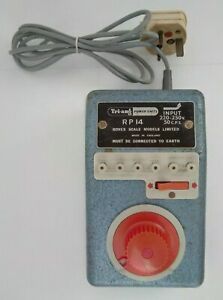 Tri-ang RP14 Analogue Train Speed Direction & Accessory Controller/Transformer