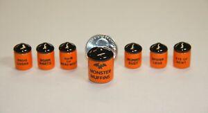 Halloween Stuff Keepers!! Dollhouse Miniatures by Tim Van Schmidt