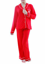 Wildfox Women's New Classic matin personne pyjama rouge taille XS RRP £ 130 BCF69