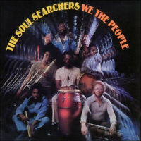 The Soul Searchers We The People (2006) Neuauflage 8-track CD Album Neu/Verpackt
